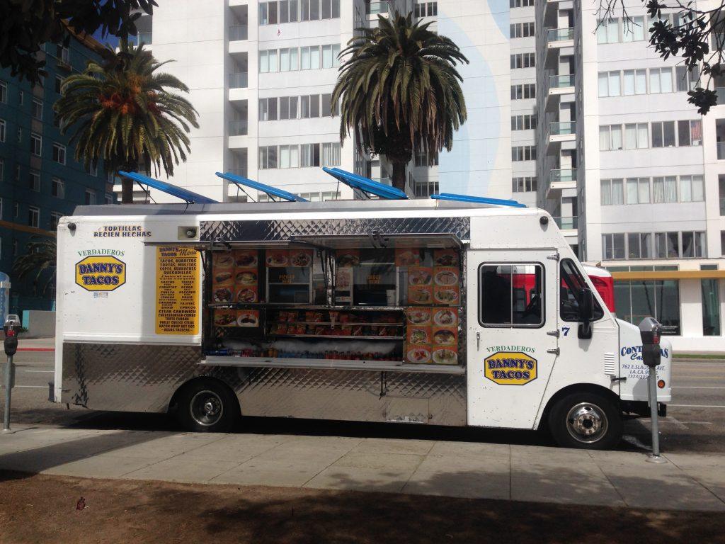 Food Truck, Santa Monica, Essen, Mexicanisch