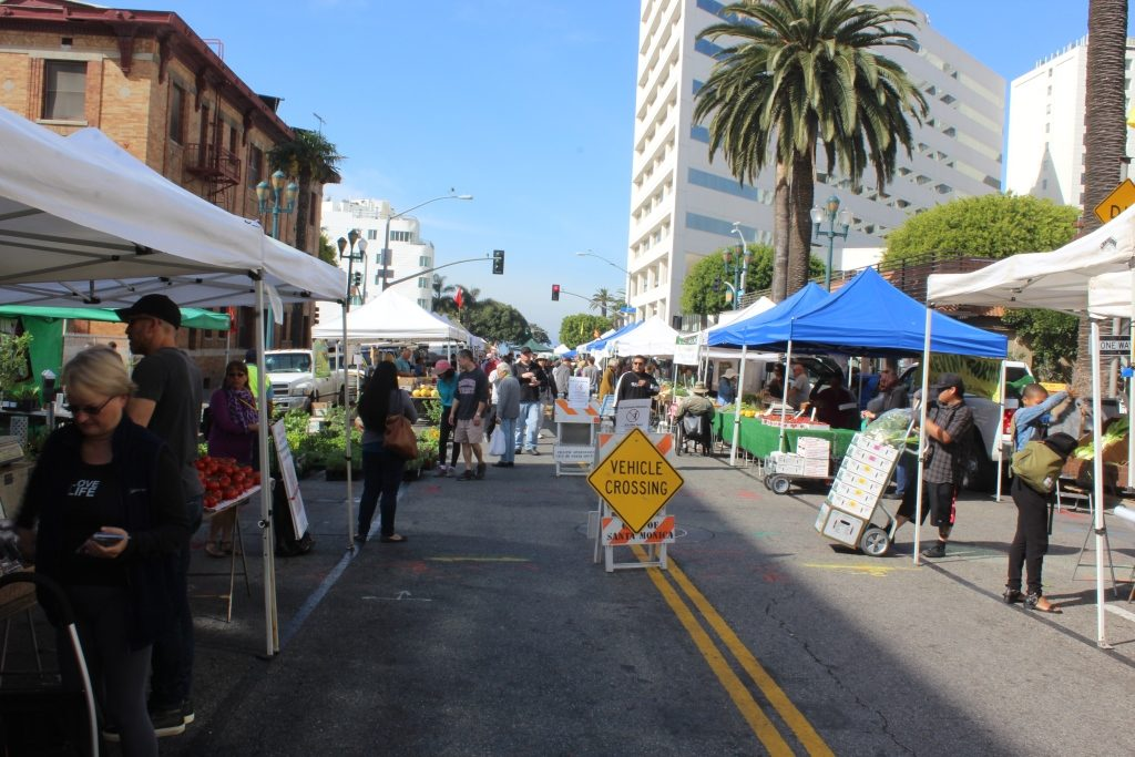 Third Street, Santa Monica, Einkaufen, Erkunden