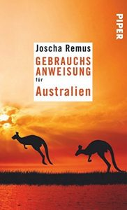 Buch zur Reisevorbereitung für Australien